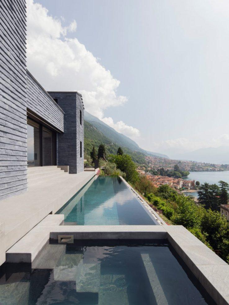 Villa Molli par Lorenzo Guzzini en Italie