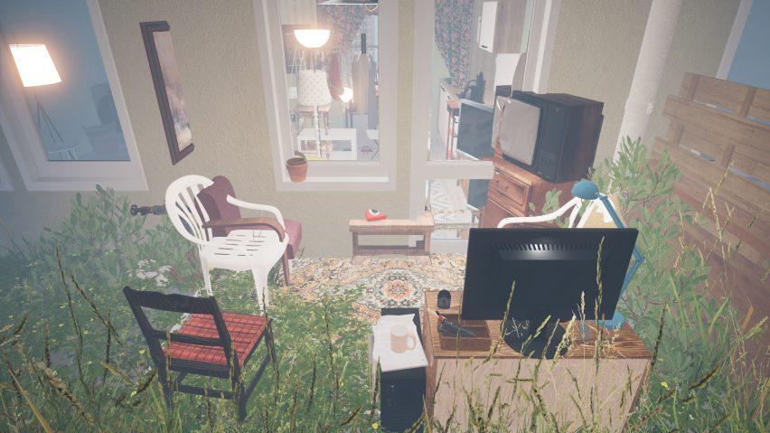 The Venn Room by Space Popular virtual reality