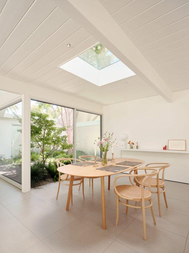 Twin Gable House par Ryan Leidner Architecture