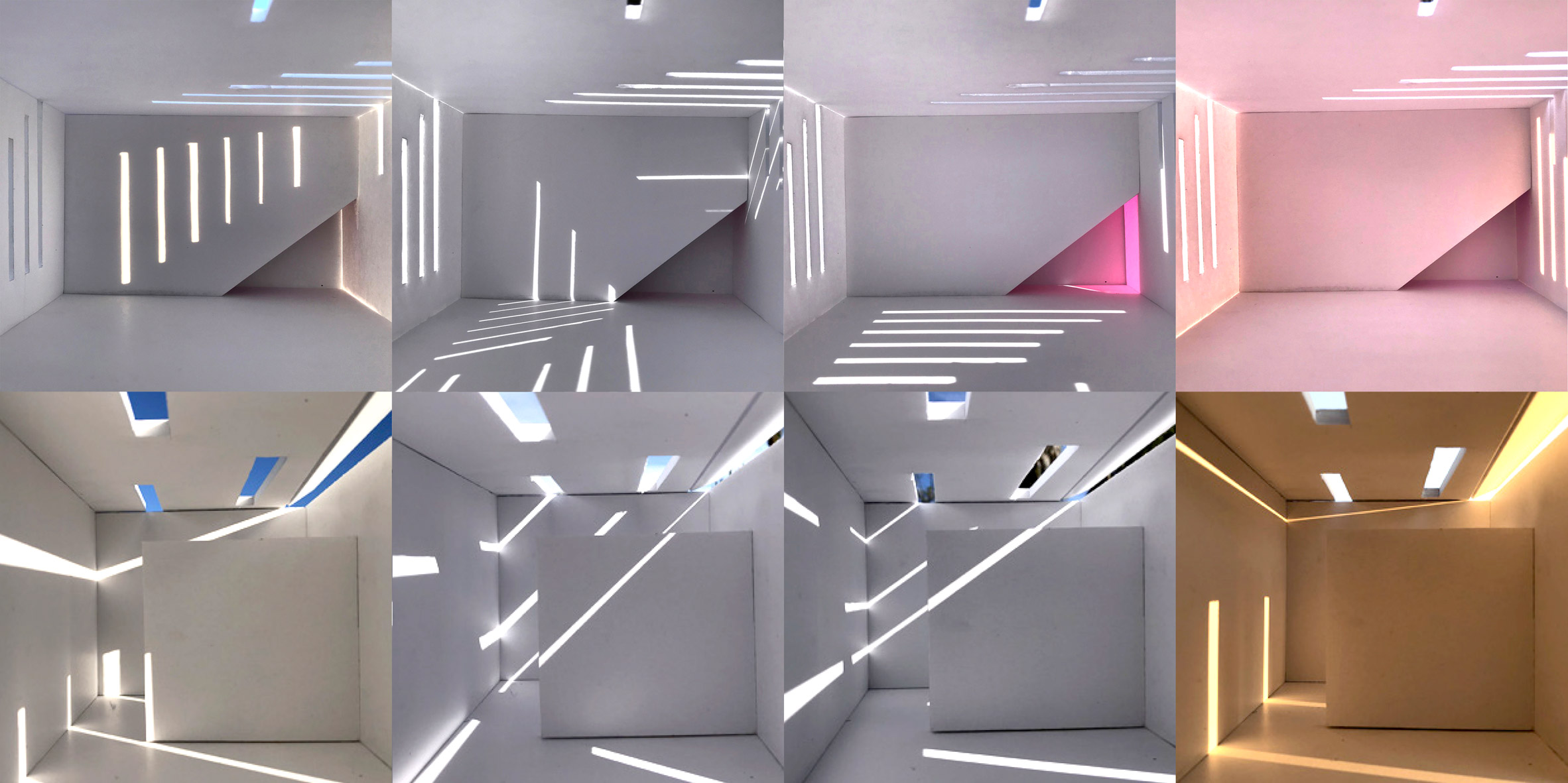 Chapel of Light Study by Jacob Arellano and Nicholas Andolino