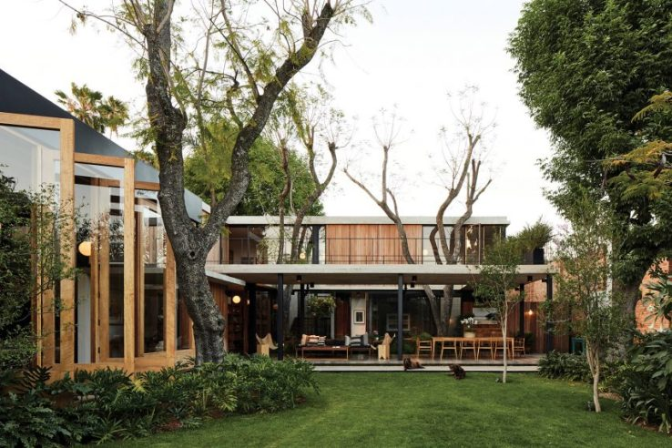 Maison de Guadalajara par Alejandro Sticotti