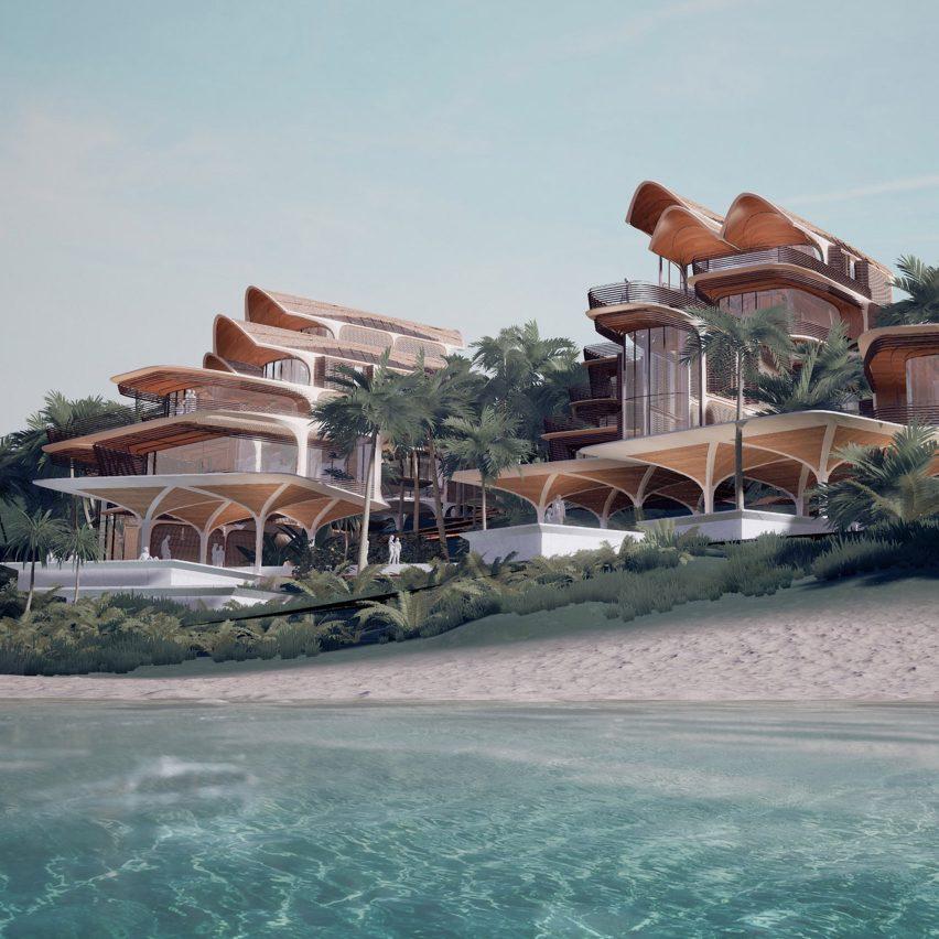 Roatán Próspera Residences by Zaha Hadid Architects