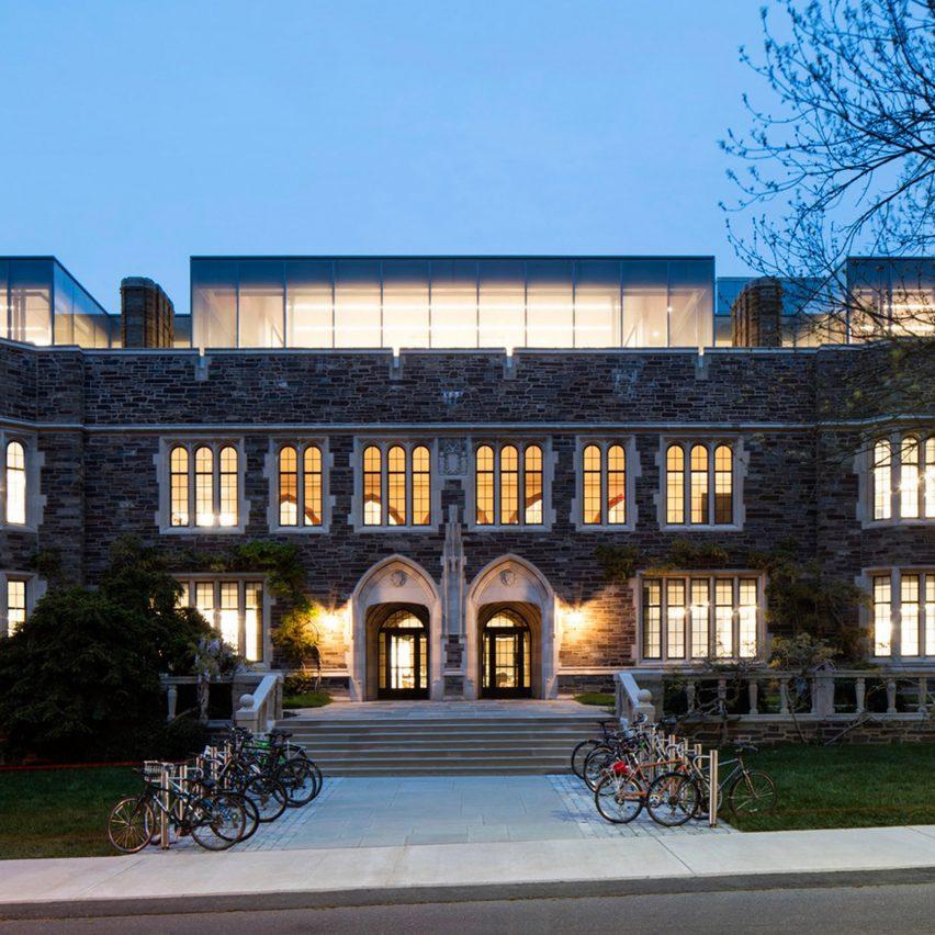 Simpson International Building Princeton by KPMB