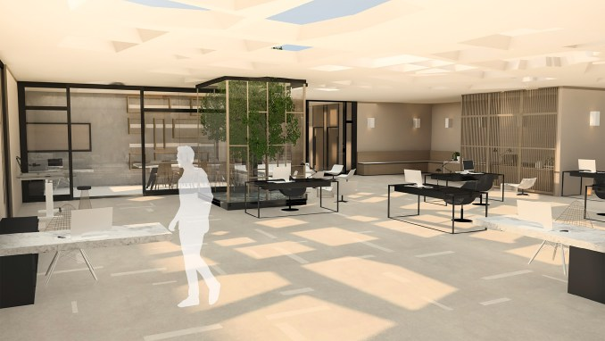 Zayed University Students Present 10 Interior Design Projects Free Cad Download World Download Cad Drawings