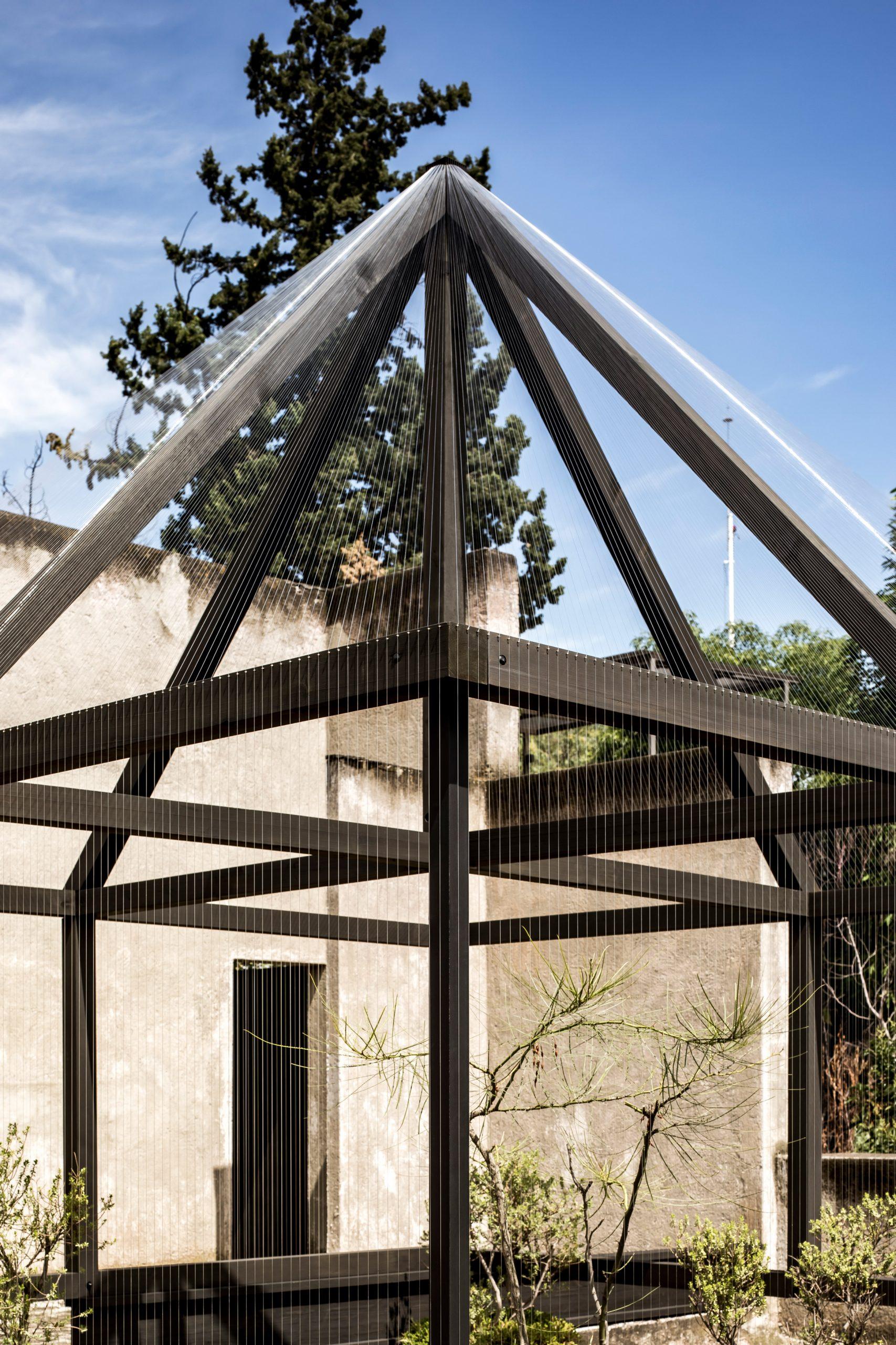 Chapel for Luis Barragán by Robert Hutchison Architecture
