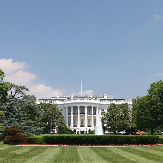 White House Rose Garden renovation by Melania Trump