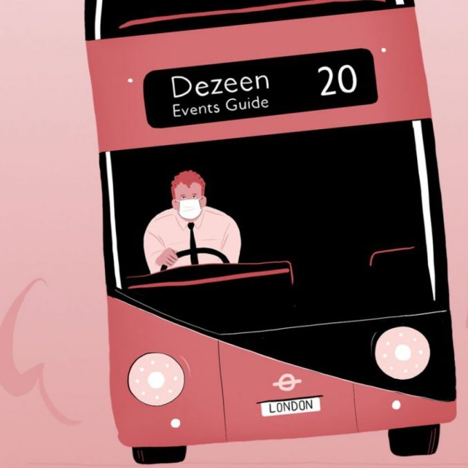 Dezeen Events Guide for September in London