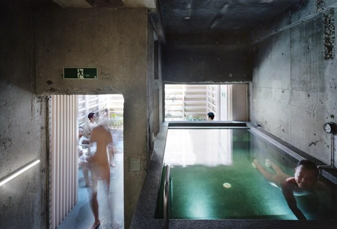 Koganeyu by Schemata Architects renovation in Japan