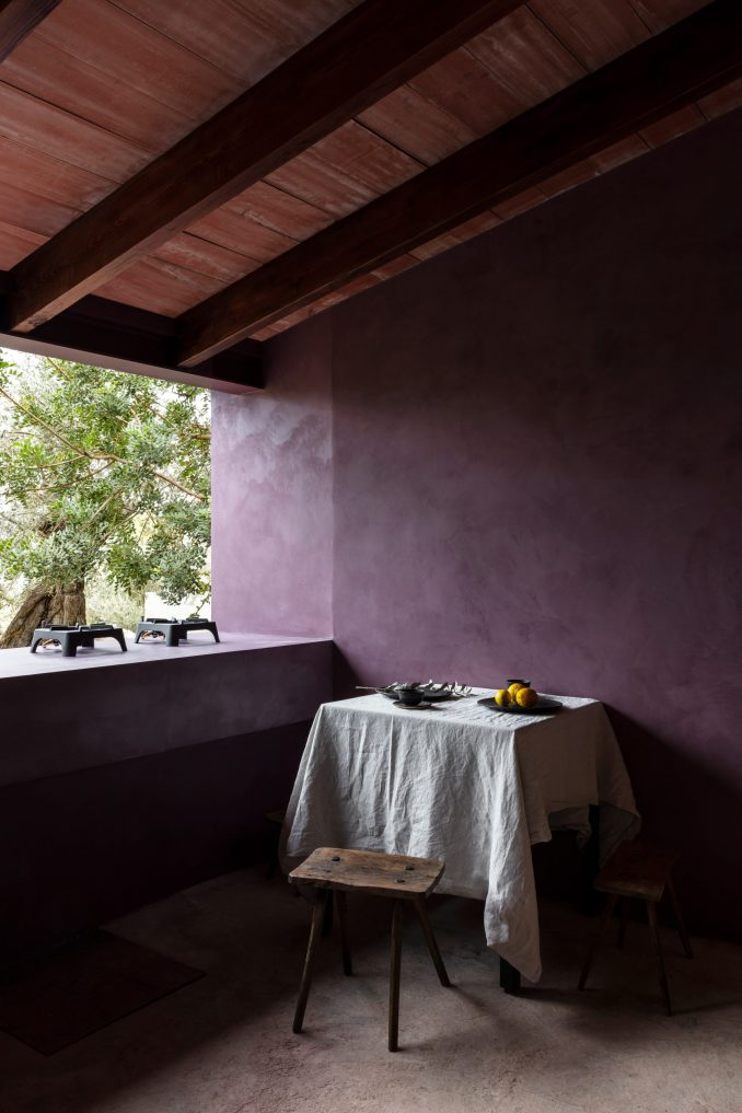 The Olive Houses in Mallorca designed by Mar Plus Ask