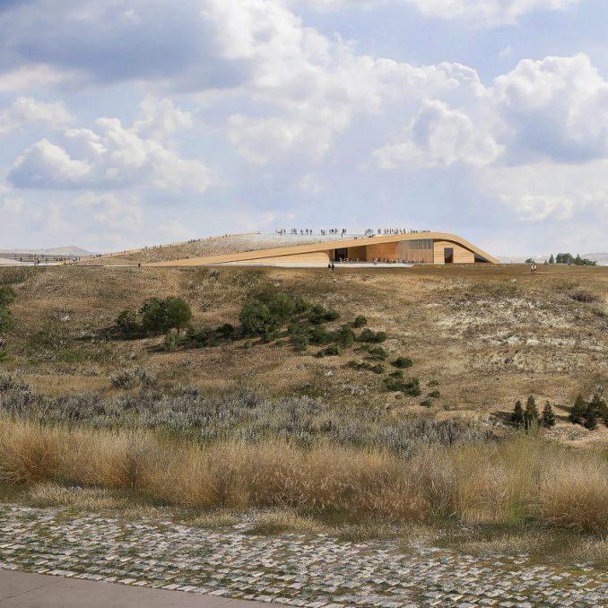 Snøhetta to design Theodore Roosevelt Presidential Library in North Dakota