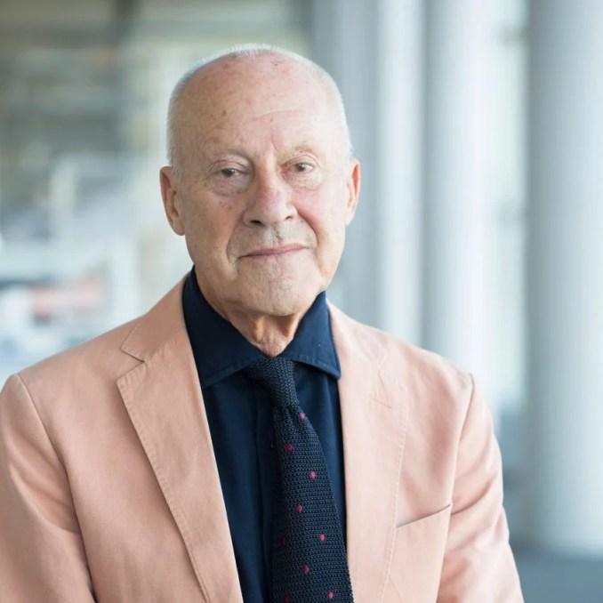 Norman Foster on coronavirus