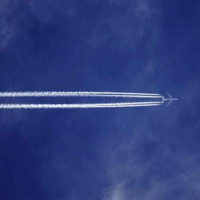 """Airplane in sky: Architects Declare """"disappointed"""" with Foster + Partners"""