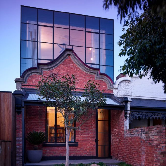 Facade of Union House by Austin Maynard Architects