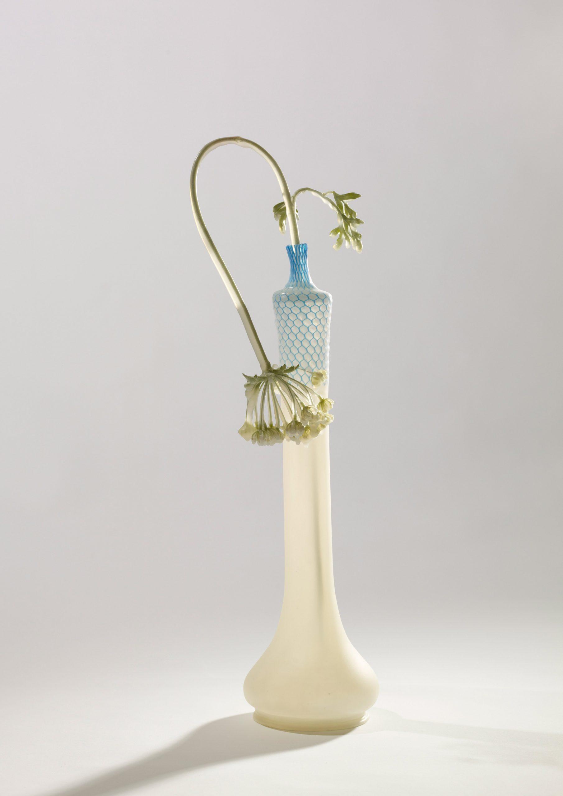 Frozen Hogweed by Wieki Somers at Friedman Benda's Split Personality exhibition