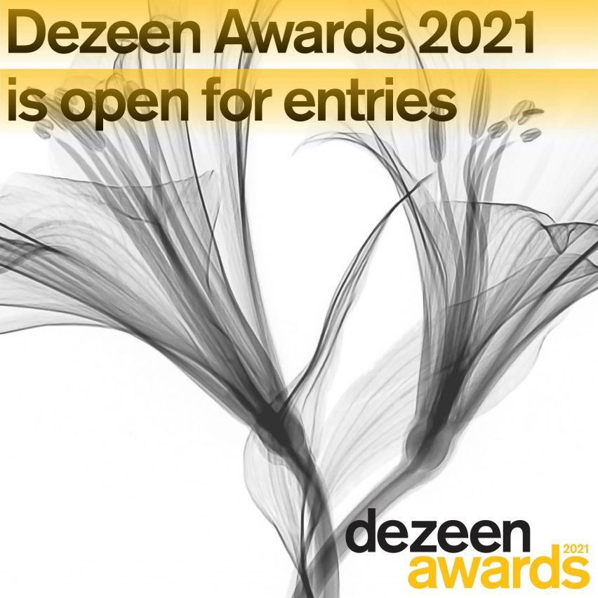 Dezeen Awards 2021 is open for entries