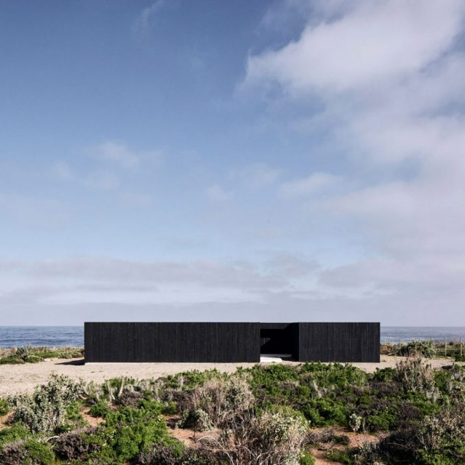 Casa SS in Chile