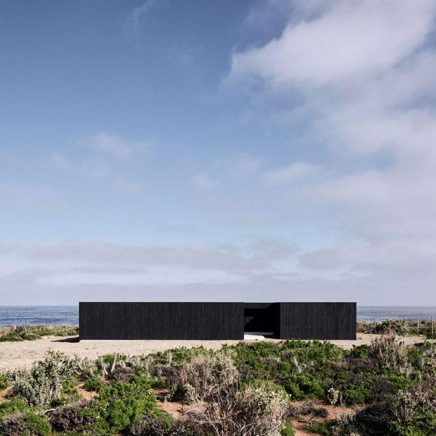 Casa SS in Chile