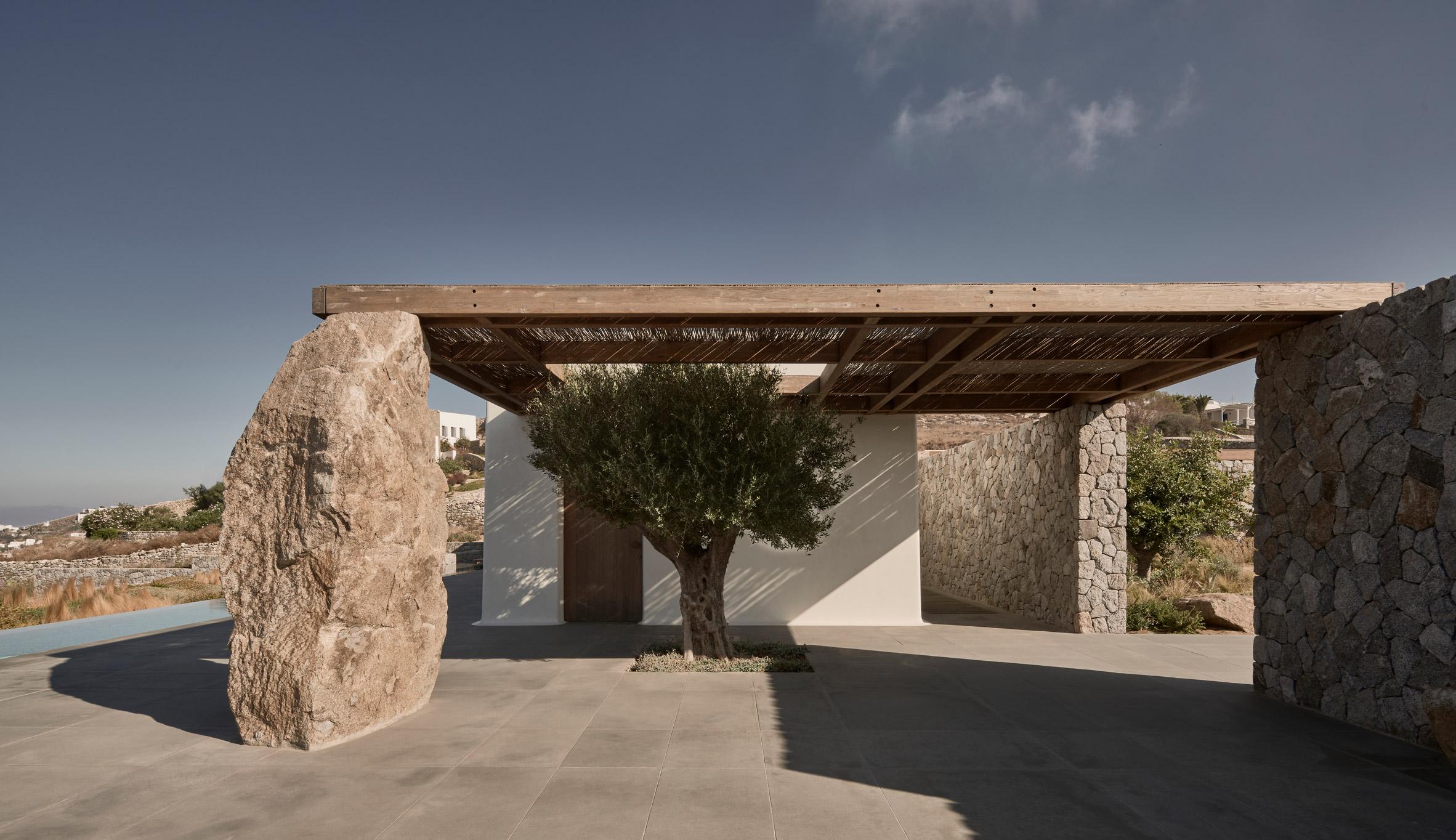 Villa Mandra by K-Studio, Mykonos
