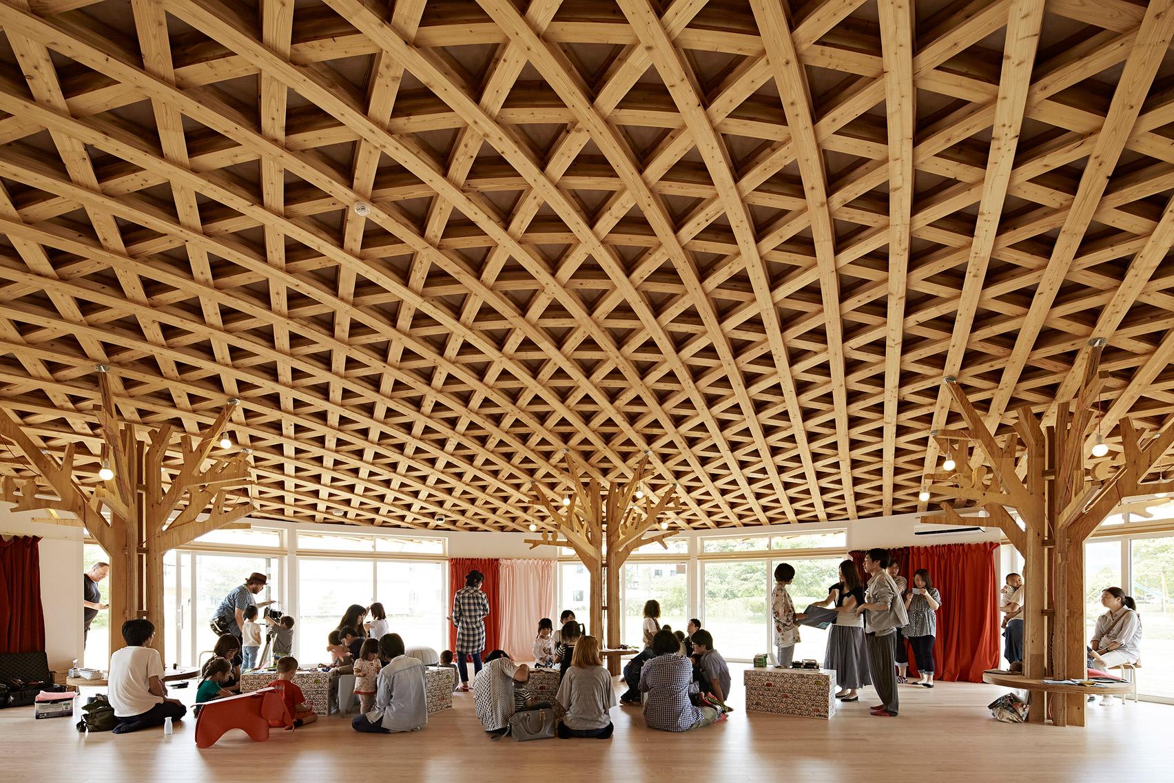 Klein Dytham Architecture community hall