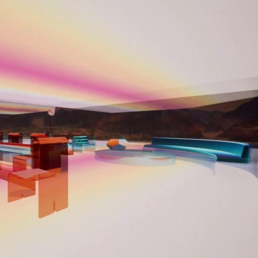 Digital home by Krista Kim