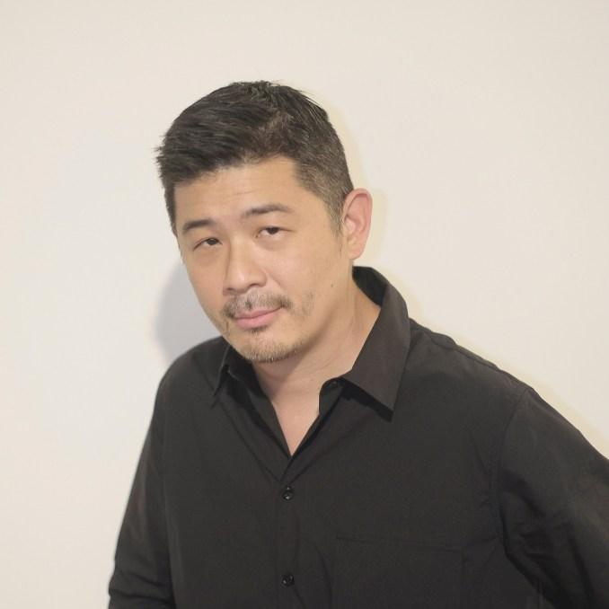 Architecture and design curator Aric Chen