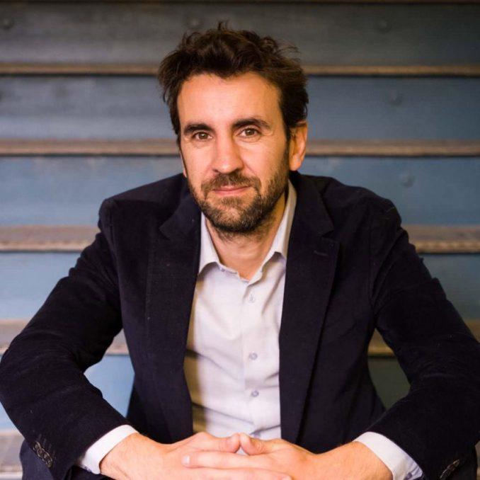 Space Caviar founder Joseph Grima