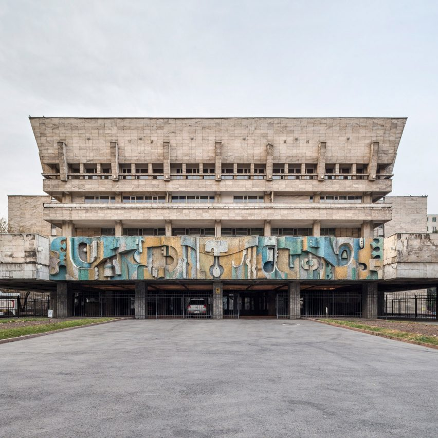 The State Academic Russian Theatre in Kazakhstan