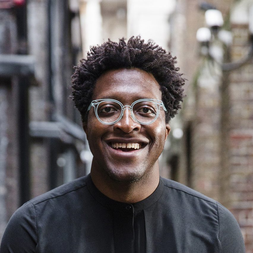Dezeen Awards 2021 judge Maxwell Mutanda
