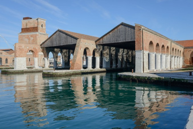 The Arsenale at Venice Biennale
