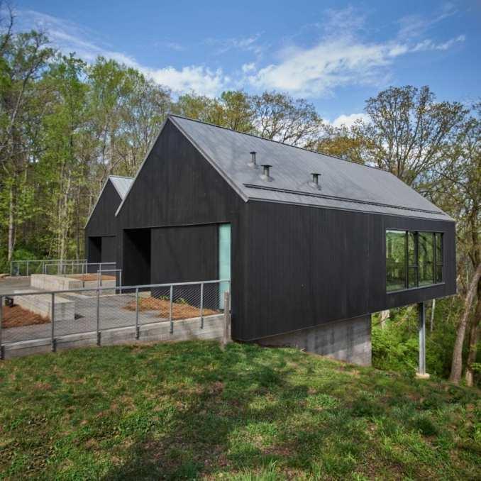 The Loghaven Artist Residency