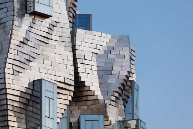 Stainless-Steel cladding