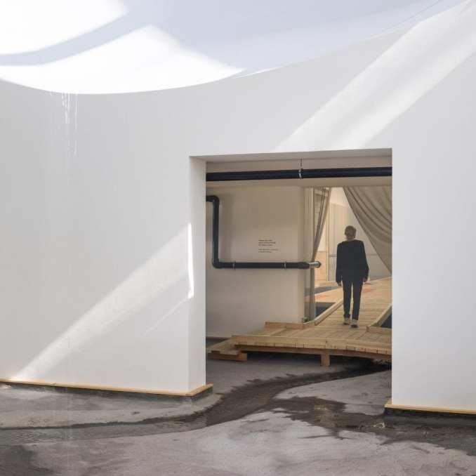 Danish Pavilion at Venice Architecture Biennale