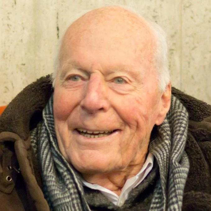 Pritzker Architecture Prize-winning architect Gottfried Böhm dies aged 101