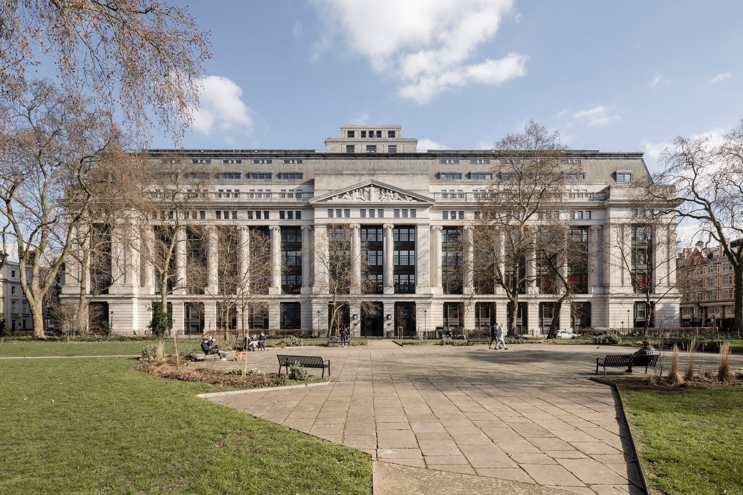 Victoria House office in Bloomsbury