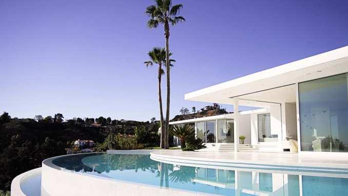 Edwin Residence in Los Angeles, California by Heusch