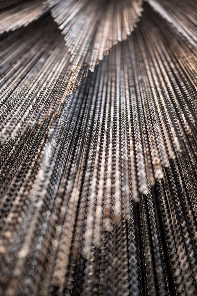 Metal-mesh