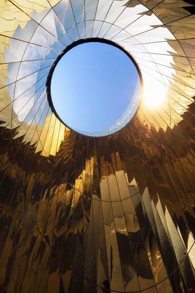Golden skylight