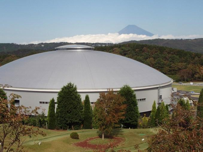 Izu Velodrome by Gensler Architects (2011)