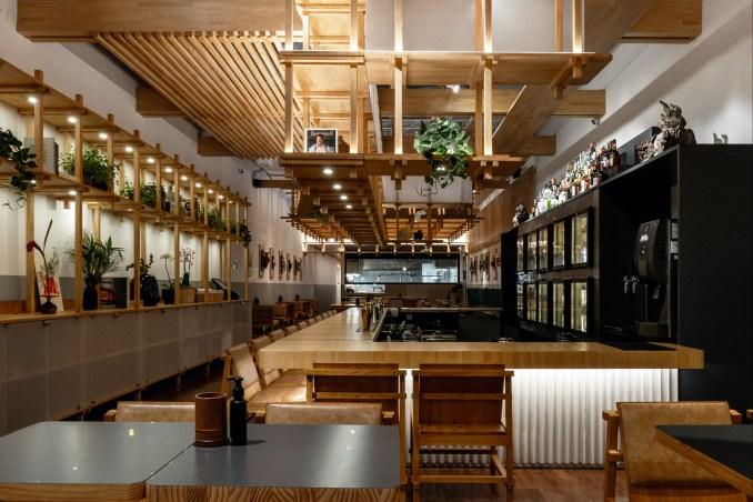 Japanese Restaurant and Bar in São Paulo