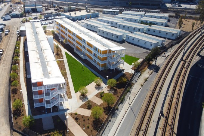 NAC Architecture and Bernards designed the project