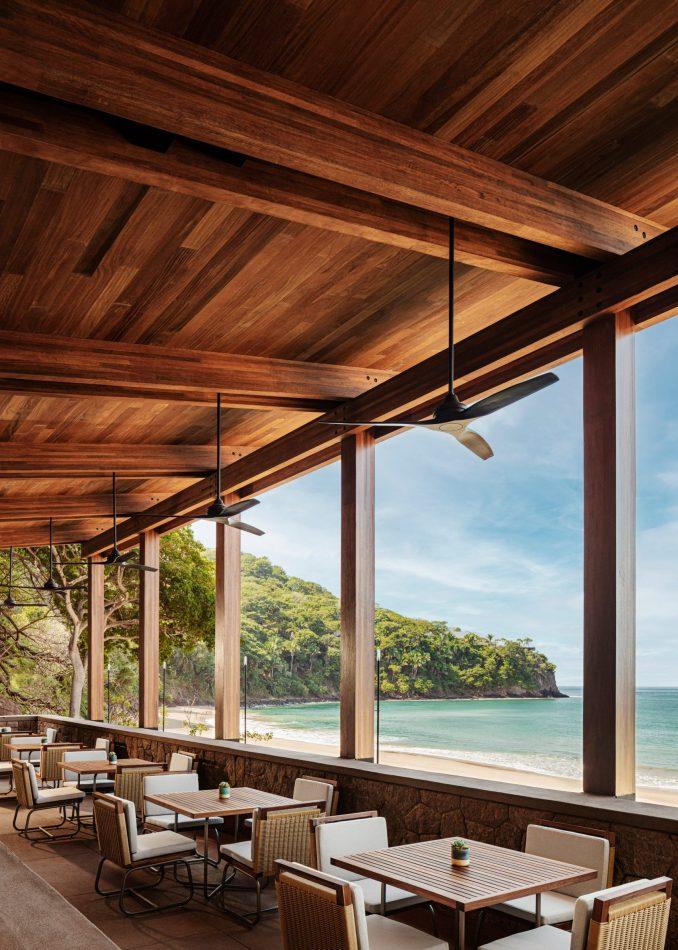 Jetty Beach Club restaurant