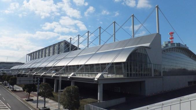 Makuhari Messe Hall by Fumihiko Maki