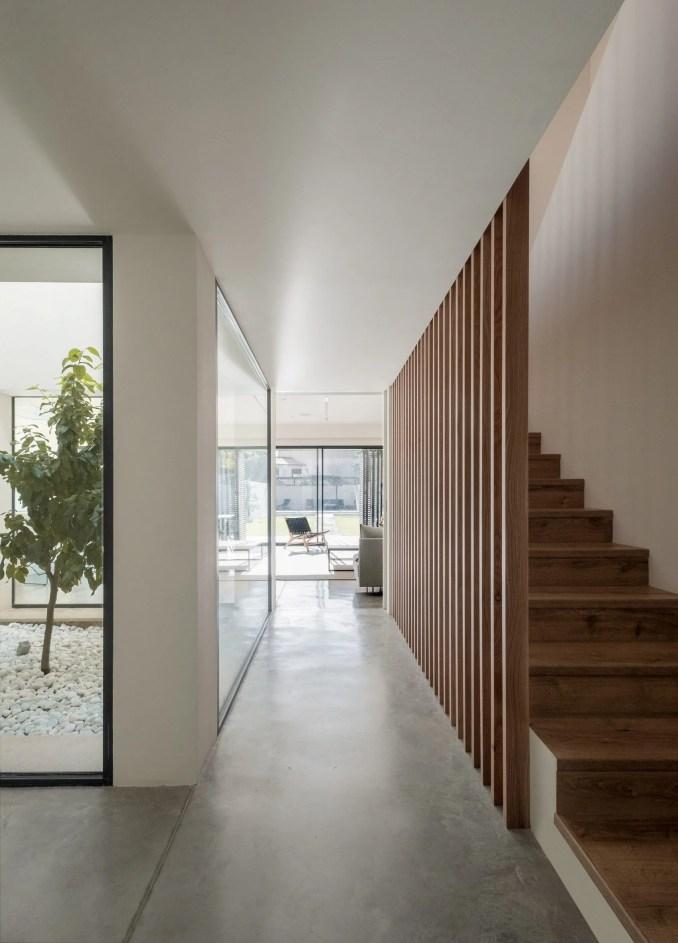 Alaro house has concrete floors
