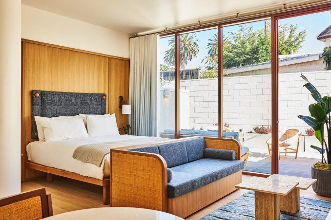 Premier Patio King bedroom