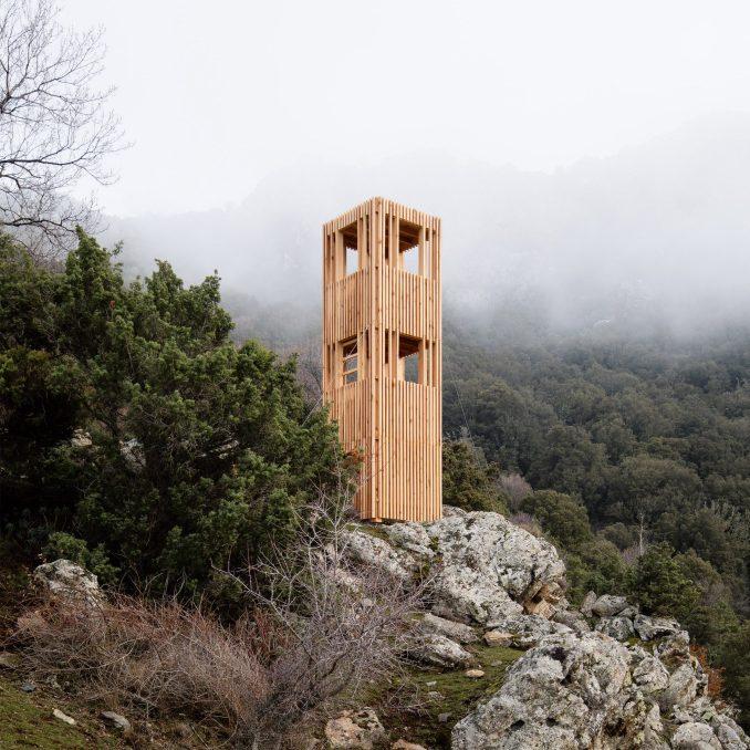 Corsican Deer Observatories