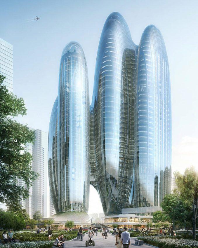 OPPO Headquarters, Shenzhen, China (2019)