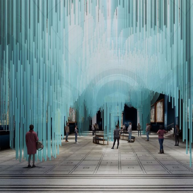 Sou Fujimoto's Medusa at London Design Festival