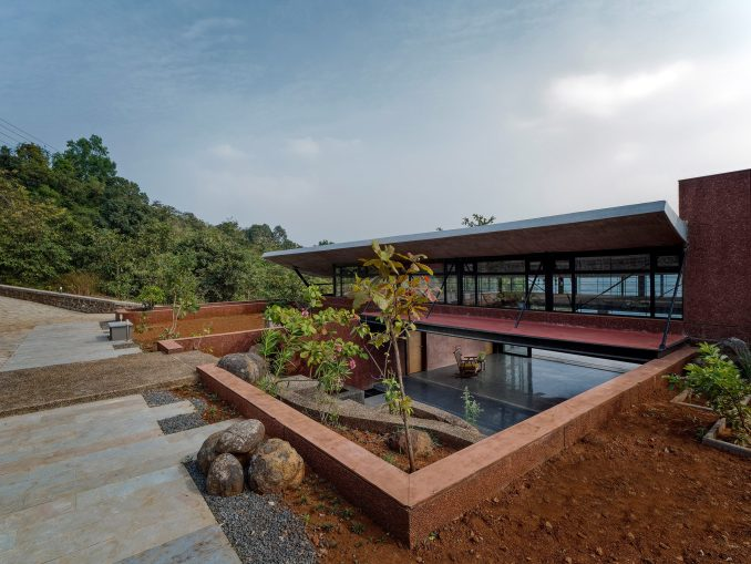 The Cove House in India