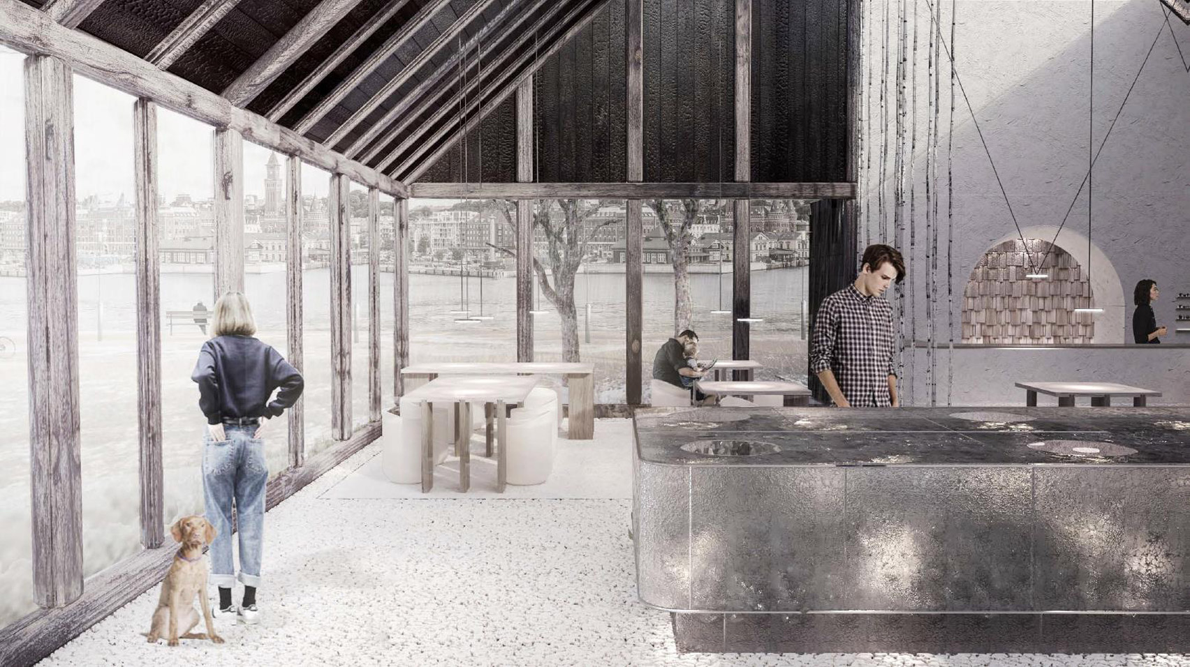 Nord Museum of Memory and Environment by Hedda Klar