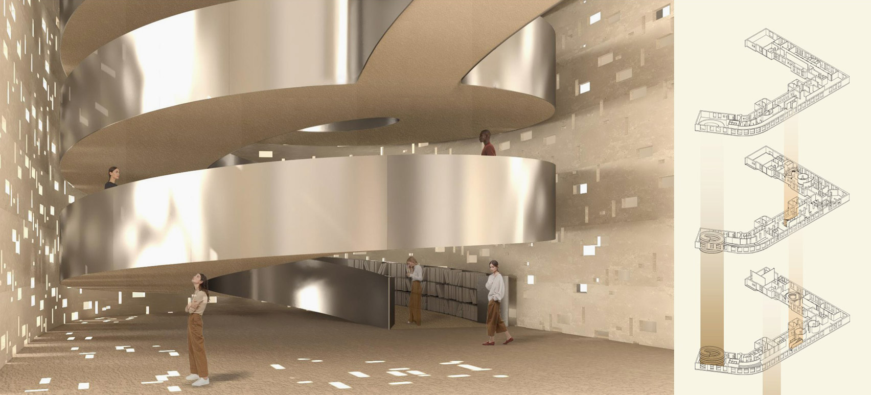 DIA Palestinian art and culture centre by Zeina Yaghmour